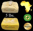 Raw African Shea Butter 5 lbs 100% Pure Organic Unrefined Natural Bulk Wholesale