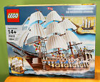 LEGO 10210 Imperial Flagship Brand NEW in Factory Sealed Box 1664 pcs EXCELLENT