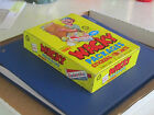 VINTAGE WACKY PACKAGES 1987 OPEE CHEE YELLOW BOX 36 UNOPENED PACKS @@RARE@@