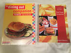 Lot of 2 WEIGHT WATCHERS 123 success FAST FOOD companion DINING OUT