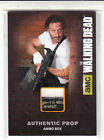 2016 Cryptozoic Walking Dead Season 4 Pt 1 Rick Grimes Ammo Box Prop Card M24