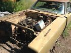 Dodge Charger 1969 dodge charger 383 project car barn find all tags and vins on core support