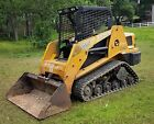 skid steer ASV RC50 900 HRS