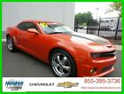 Chevrolet Camaro 2SS 2010 2 ss used 62 l v 8 16 v automatic rwd coupe onstar premium