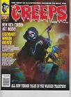 THE CREEPS MAGAZINE ISSUE 7 ILLUSTRATED HORROR FALL 2016
