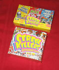 9CEREAL KILLERS SERIES 1 HOBBY & CEREAL 3 BOX SET @@ 2 SEALED BOXES @@