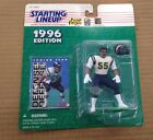 1996 STARTING LINEUP  JUNIOR SEAU  SAN DIEGO CHARGERS
