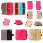 Strap Bling Embossing Flower Wallet Card Leather Case Cover For Samsung YB