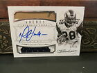 Panini Flawless Autograph Jersey Greats Rams Marshall Faulk 17 25 Auto 2014