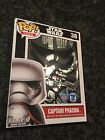 NYCC 2015 Funko Exclusive POP Tee Star Wars Captain Phasma Size Large 250 Pcs