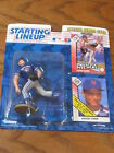 Starting Lineup - MLB- David Cone - Toronto Blue Jays- 1993 w/ 2 Collector Cards