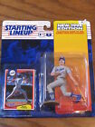 Starting Lineup - MLB - Mike Piazza - LA Dodgers - 1994 w/ Collector Card