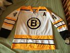 REDUCED L Authentic Vintage CCM 1966 Away Bobby Orr Boston Bruins Hockey Jersey