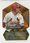 Oscar Taveras 2014 Topps Supreme Stylings Auto Card Orange Cardinals RC SP 15
