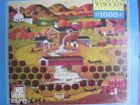 Charles Wysocki's Americana 1000 Piece Puzzle Collectible ; Indian Summer in ...