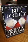 Pinheads and Patriots  Where You Stand in the Age of Obama by Bill OReilly