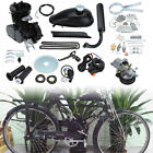 50cc Bike Bicycle Motorized Motor Petrol Gas Engine Kit 2 Stroke Air cooling DIY