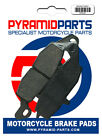 Pyramid Parts Front Brake Pads fits Suzuki TU250 Grass Tracker / Big Boy 00-01