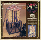 Lionel G scale water tower wooden building kit unassembled