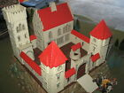 FINAL REDUCTION - Knight's Castle, hard plastic, for 54-60mm figures