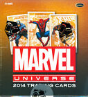 Marvel Universe 2014 Trading Card Box