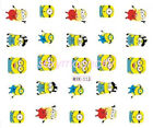 Cartoon Anime Nial Art Stickers Multi-style Vogue Nail Art Decals for ME 2