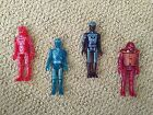 Vintage 1980s Tomy Tron Action Figures