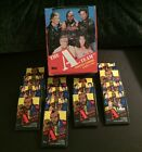THE A TEAM TOPPS TRADING CARDS - 15 UNOPENED PACKS AND THE DISPLAY BOX