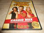 THE BIGGEST LOSERTHE WORKOUT CARDIO MAX DVD FULL SCREEN 2007 FREE SHIPPINGNEW