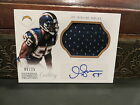 National Treasures Century Autograph Jersey Chargers Junior Seau 06 25 2013