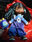 VINTAGE 1983 RAINBOW BRITE Indigo with Hammy Sprite