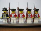Lego PIRATE of the Caribbean POTC BRITISH Imperial Infantry Soldiers MINIFIGS