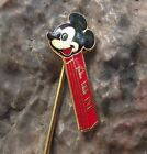 1976 Rare Disney Classic Pez Club of Croatia Mickey Micky Mouse Pin Badge