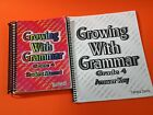 Growing with Grammar Grade 4 Student Manual Answer Key By Tamela Davis
