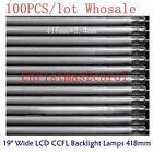 100PCS CCFL Backlight Lamps 418 X 24mm For 19Wide PC LCD Monitor Wholesale NEW