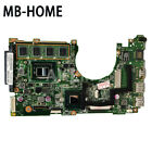 For Asus X202E Q200E S200E Laptop Motherboard With V987 CPU Rev20 Mainboard
