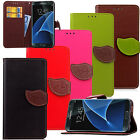 Fashion Flip Card Lot Pocket Strap Stand PU Leather Cover TPU Case For Samsung 1