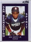 Ken Griffey Jr. Minor League and Pre-Rookie Card Guide 19
