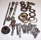 DUCATI 250 NUTS BOLTS PARTS LOT MONZA BEVEL SINGLE ENGINE MK3 SCRAMBLER 5 SPEED