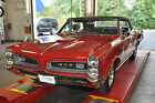 Pontiac GTO Convertible Coupe 1966 Pontiac GTO COUPE CONVERTIBLE 389 TRI POWER Concours Gold Winner