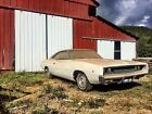 Dodge Charger 1968 dodge charger one owner barn find