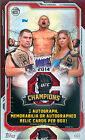 2014 Topps UFC Champions Hobby Box with 5 Autographs Relic Cards