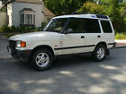 Land Rover: Discovery White Beautiful for $4800 dollars