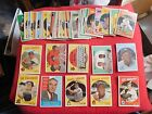 1959 Topps Baseball 50 Cards Lot mostly vg some worse
