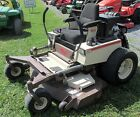2004 GRASSHOPPER 327 COMMERCIAL ZERO TURN W 61 MOWER KAWASAKI LIQUID COOLED