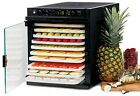 Tribest Sedona Express Digital Food Dehydrator,Commercial Restaurant Kitchen