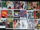 Rare JAPANESE KUROSAWA AKIRA 30 sheet postcard poster cards commentary English