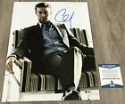 CHACE CRAWFORD SIGNED AUTOGRAPH GOSSIP GIRL 11x14 PHOTO w PROOF BECKETT BAS COA