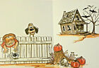 PUMPKIN RETIRED WOOD Uget photo2 LKexamples ART IMPRESSIONS RUBBER STAMPS