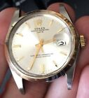 Rolex Vintage Steel/Gold Oyster Perpetual 34MM Date 1500